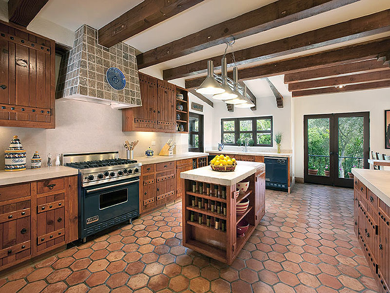 Beautiful Spanish Hacienda In Santa Barbara IDesignArch