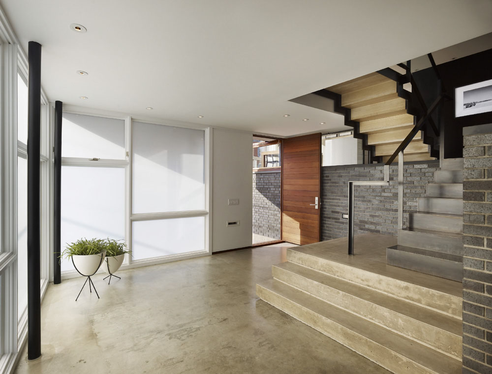 modern home design - Split Level Interior Design