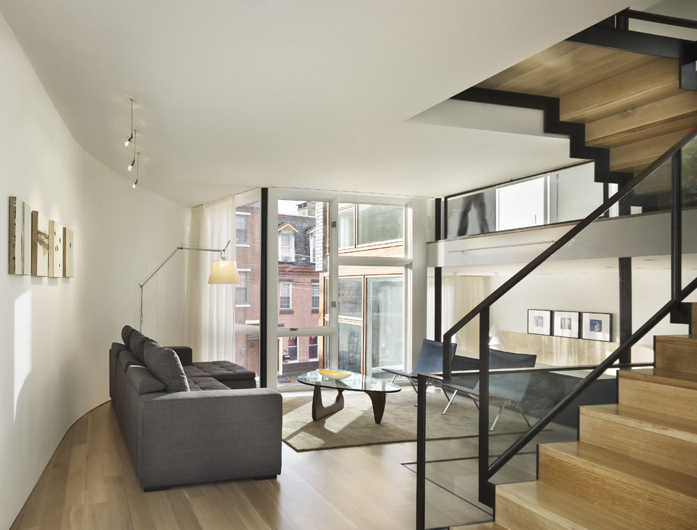 Split Level House In Philadelphia | iDesignArch | Interior Design ...