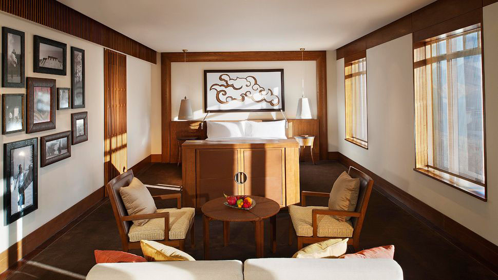 The St Regis Lhasa Tibet Luxury Hotel At 12 000 Feet