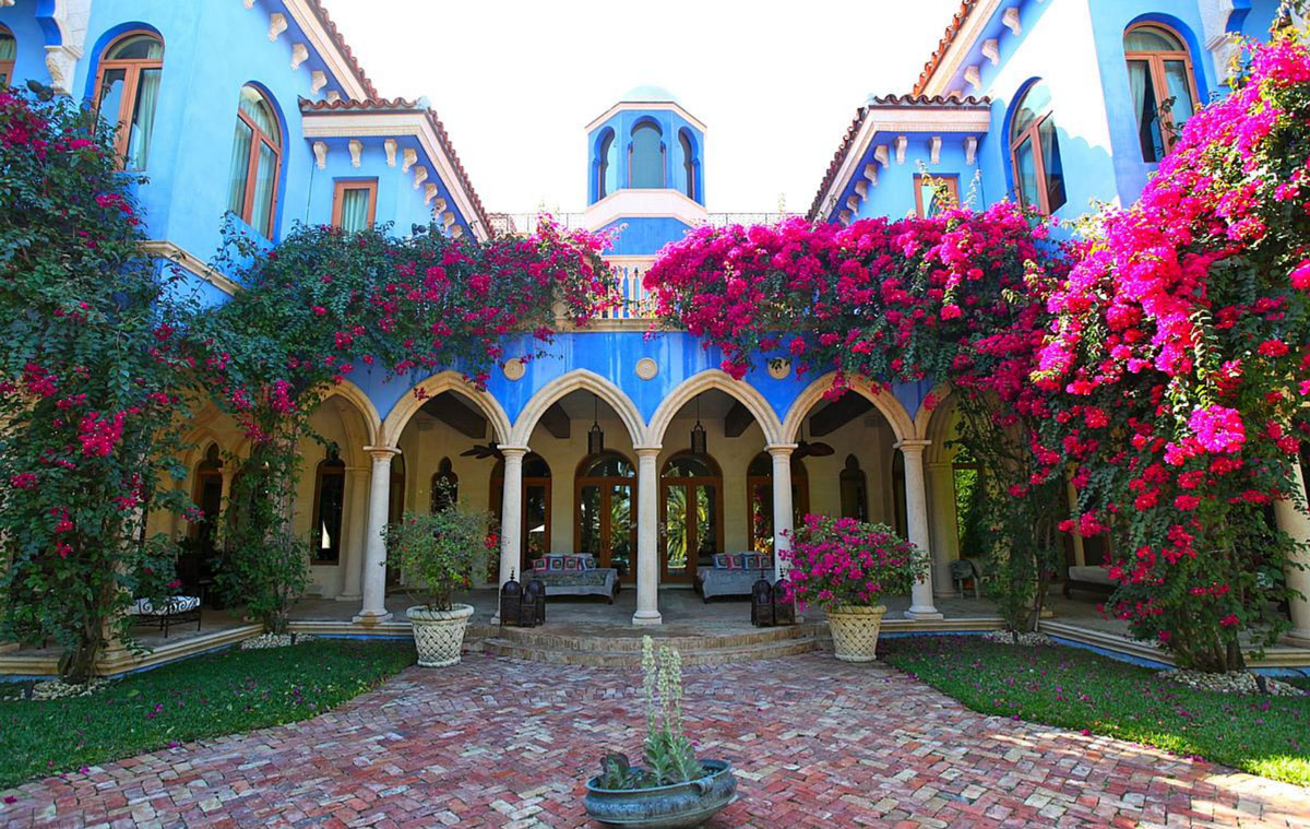 Moroccan architecture images for Moroccan house design