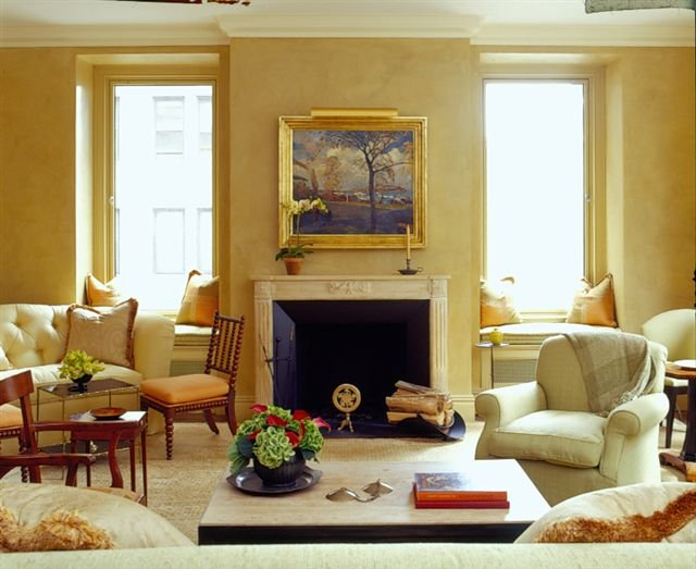 Classic Contemporary Living Rooms Idesignarch Interior