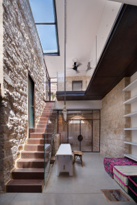 Modern Renovation of an Old Stone House