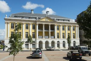 Neoclassical New Built Residential Apartment