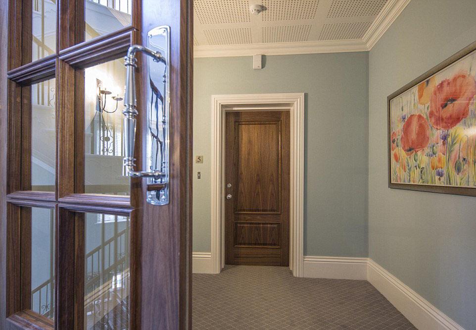 The Strathmore Luxury Apartments