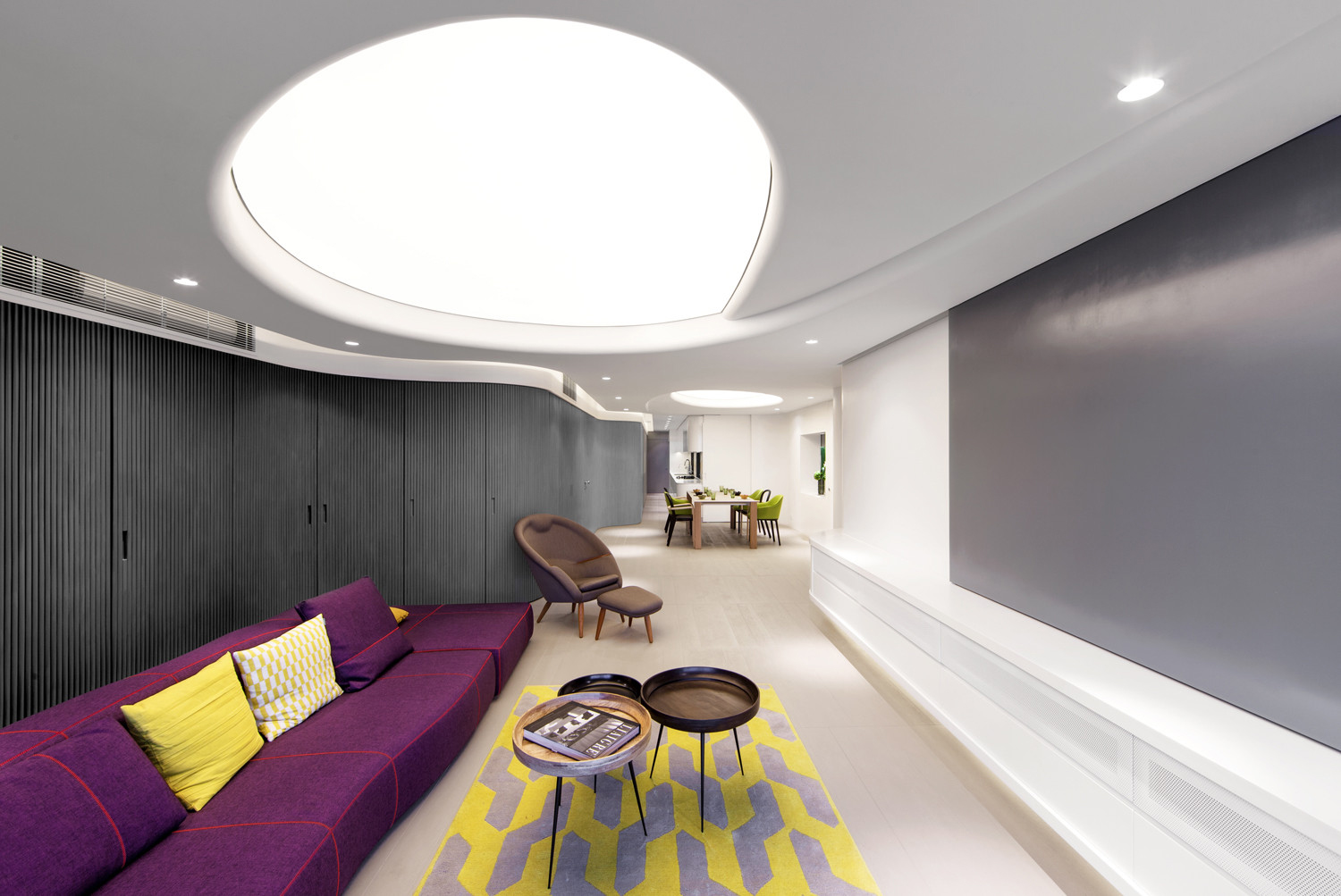 Contemporary Home Design Hong Kong