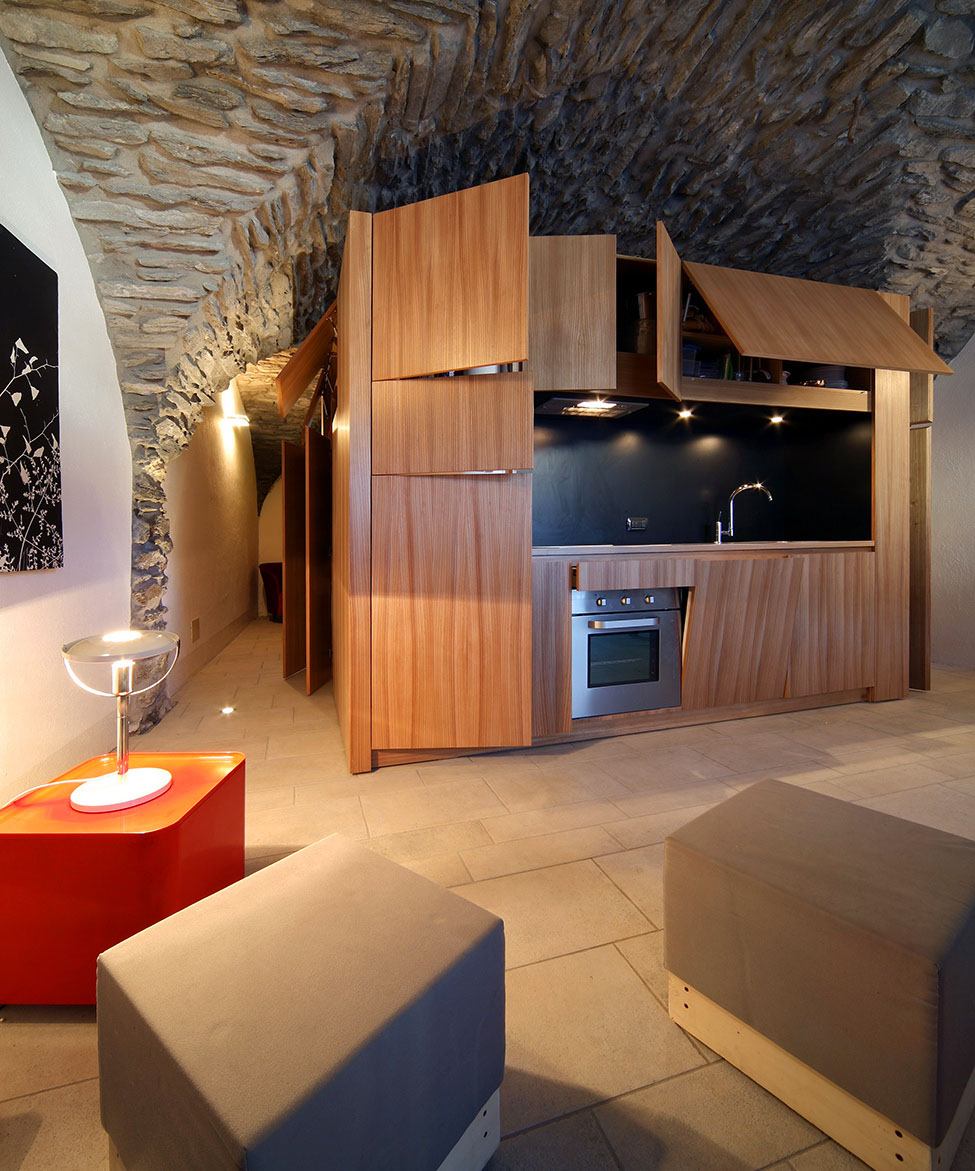 Studioata Modern Kitchen Design