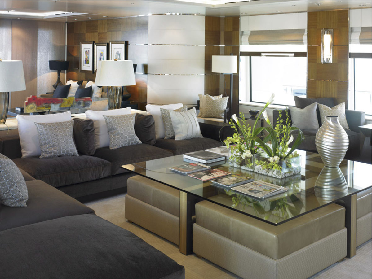 The Simple Elegance Of Superyacht Quot Bacarella