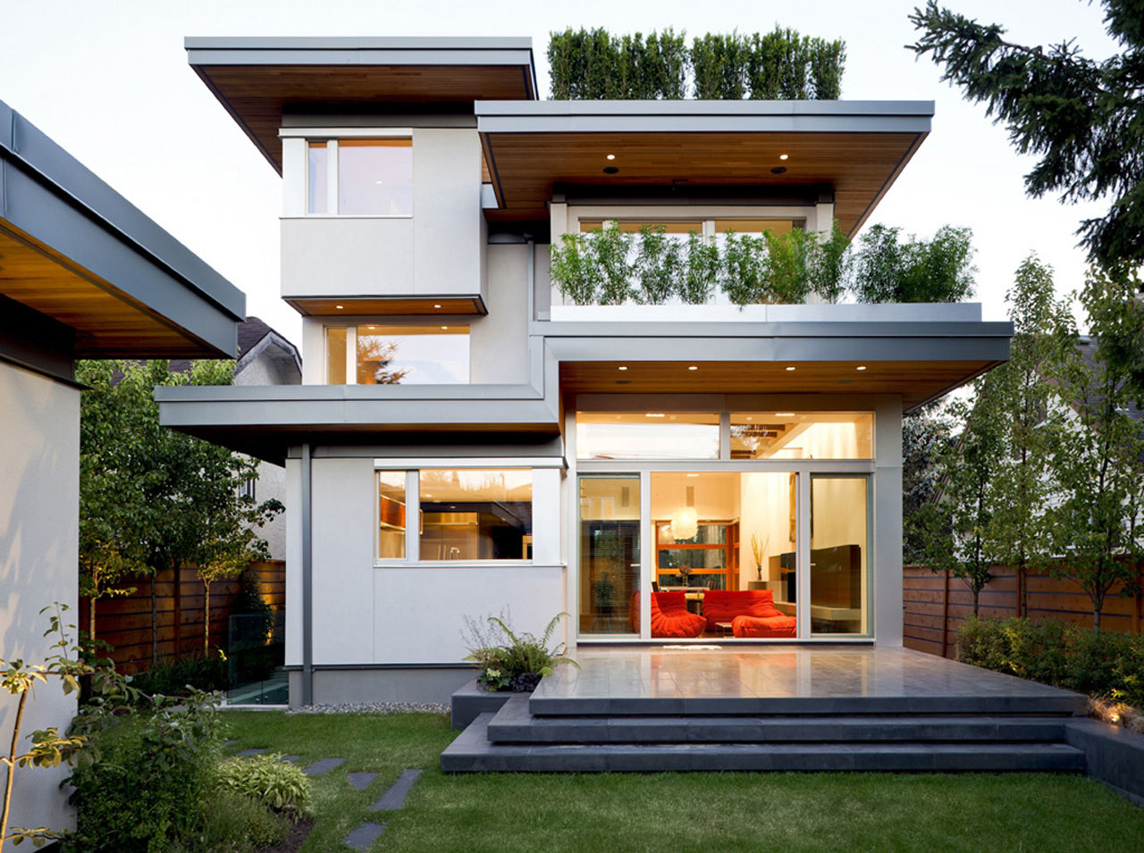 Sustainable Home Design In Vancouver | iDesignArch | Interior