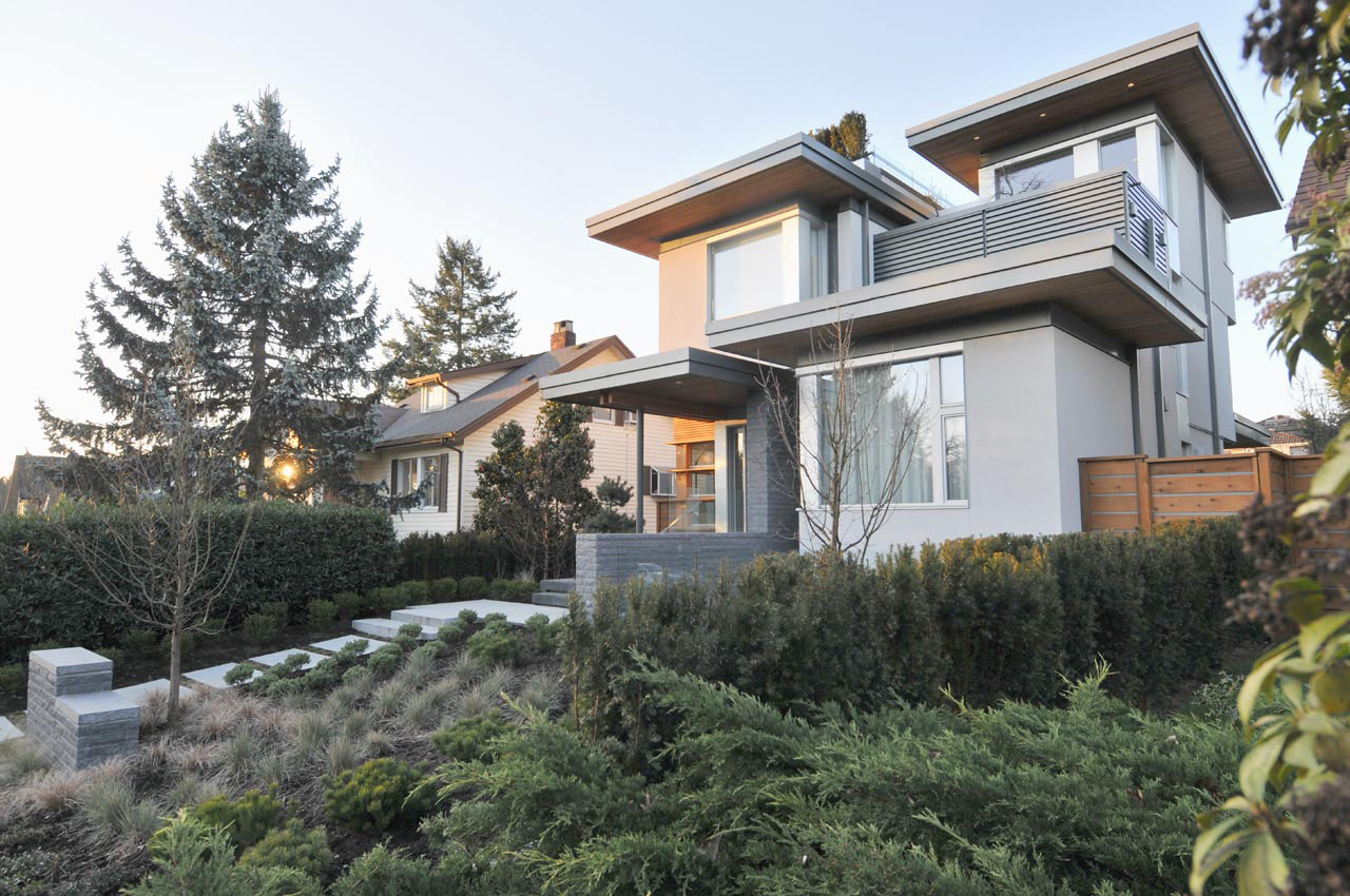 Architect Sustainable Home Design In Vancouver