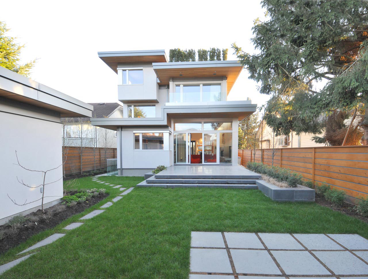 Home Design Ideas Exterior: Sustainable Home Design In Vancouver