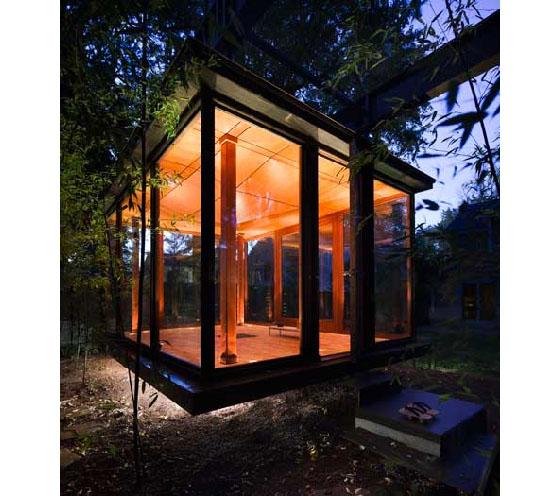 Beau Tea House. Architect: ...