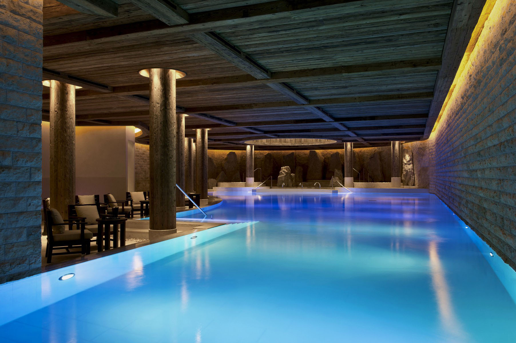 The Alpina Gstaad Hotel Spa
