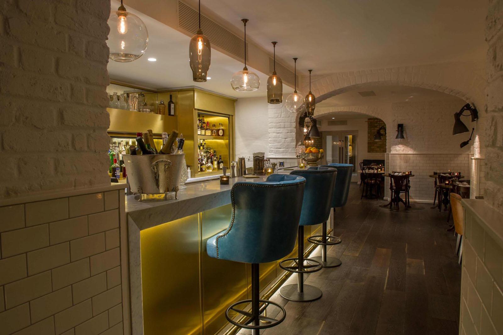 Victorian cellar dining
