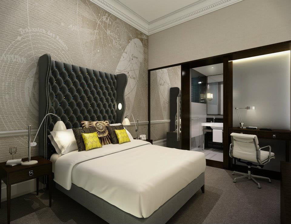 The ampersand hotel london victorian architecture with for Hotel design london