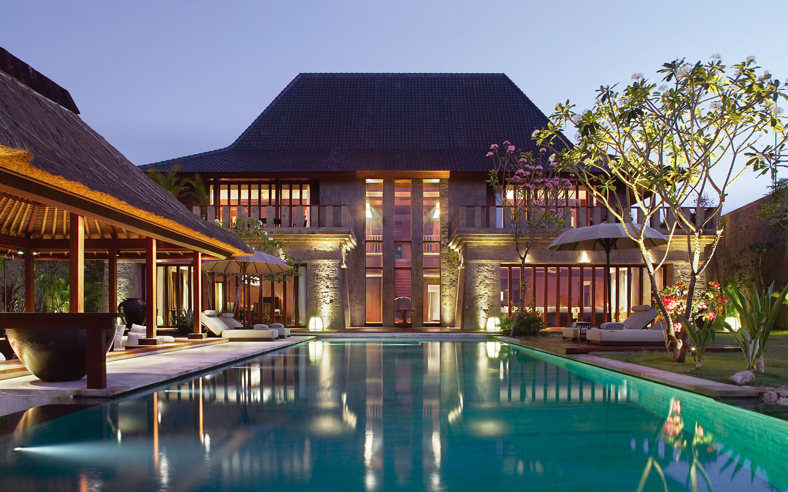 The bulgari villa a balinese cliff top paradise Bali home design