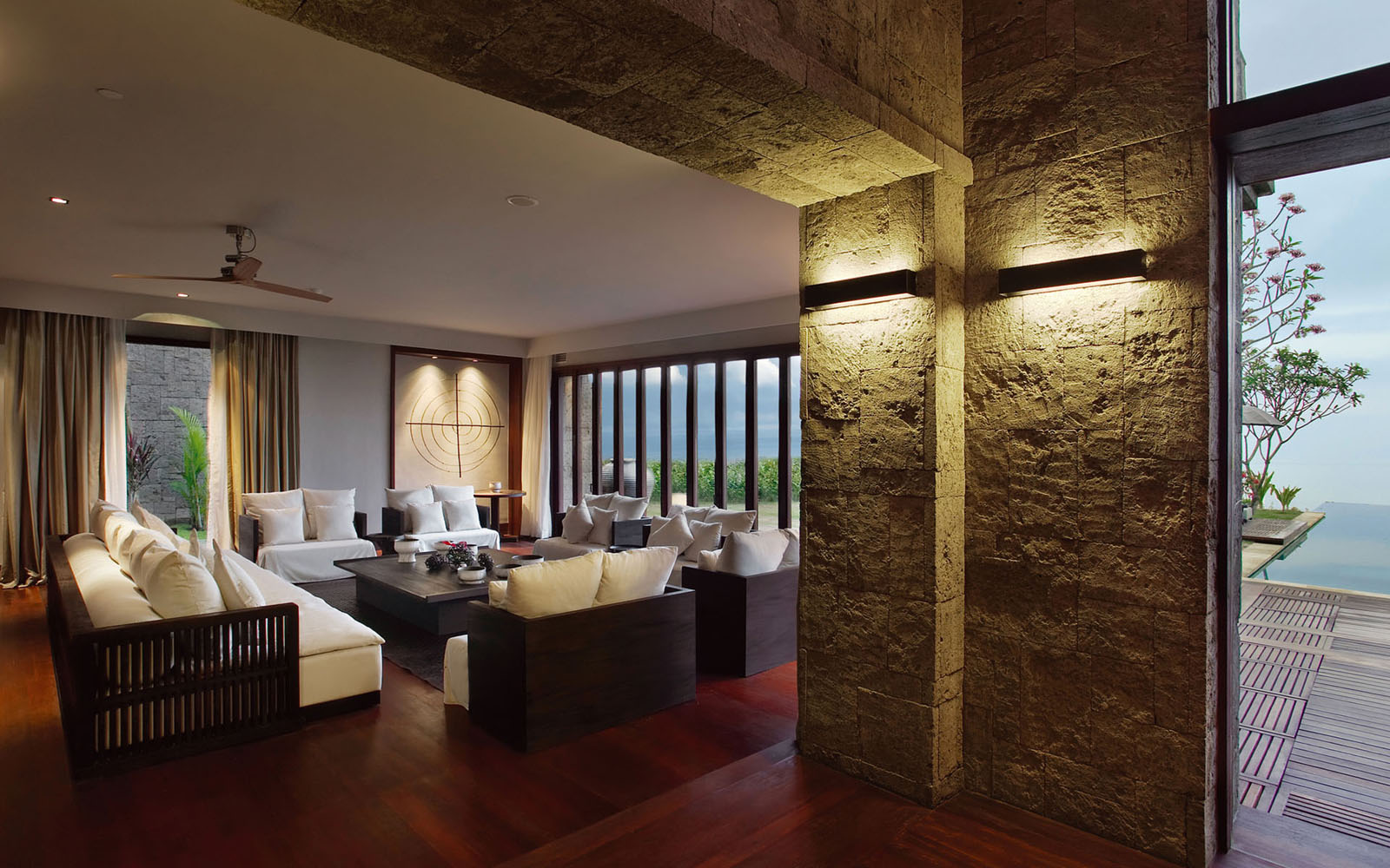 The bulgari villa bali 6 idesignarch interior design for Interior designs villas