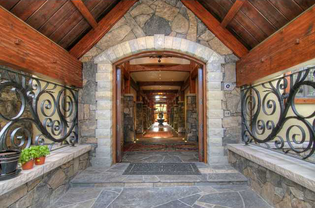 Castle Interior Design Property canmore castle in the canadian rockies | idesignarch | interior