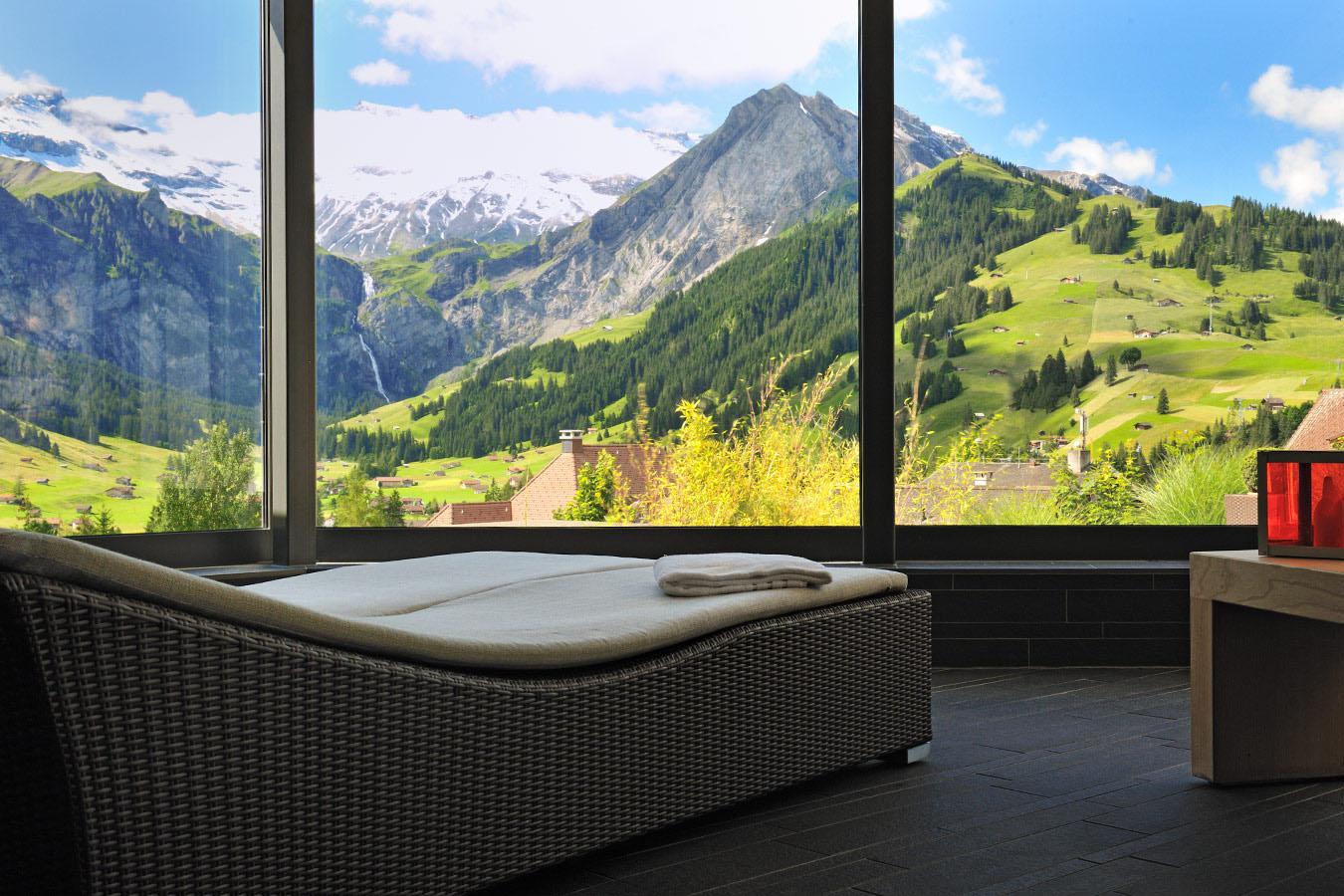 Alpine Retreat Switzerland