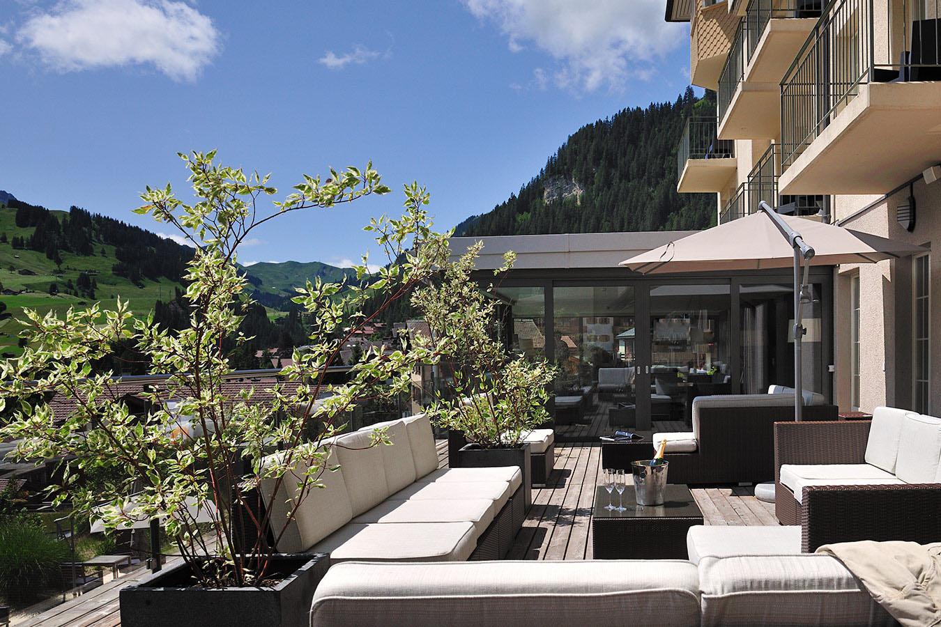 Alpine Terrace