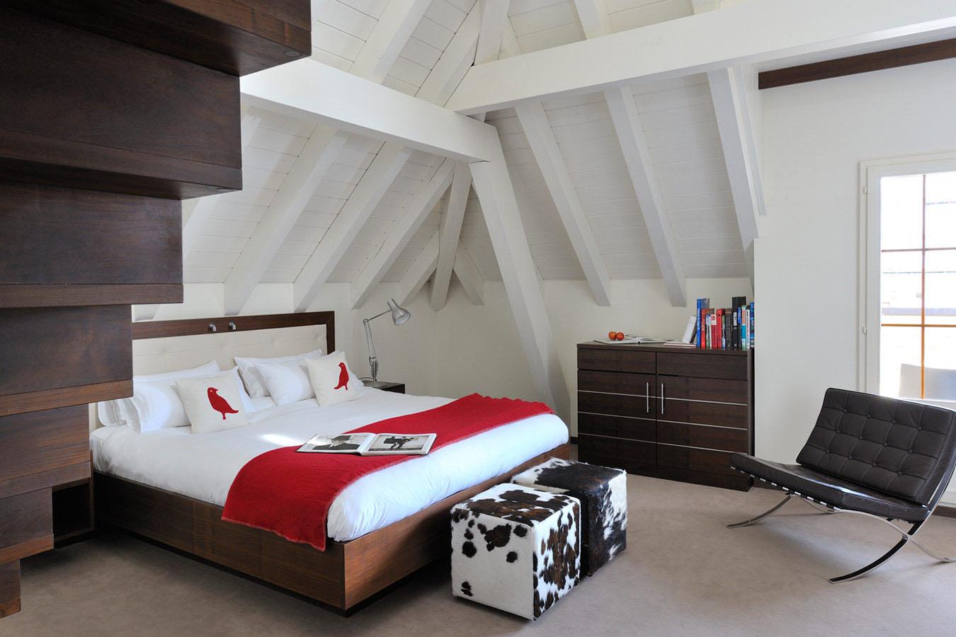 Swiss Alps Hotel Room