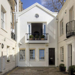 Quiet Elegant Villa On A Cobblestoned Street In South Kensington