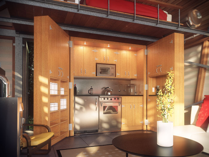 Kitchen-in-a-Box