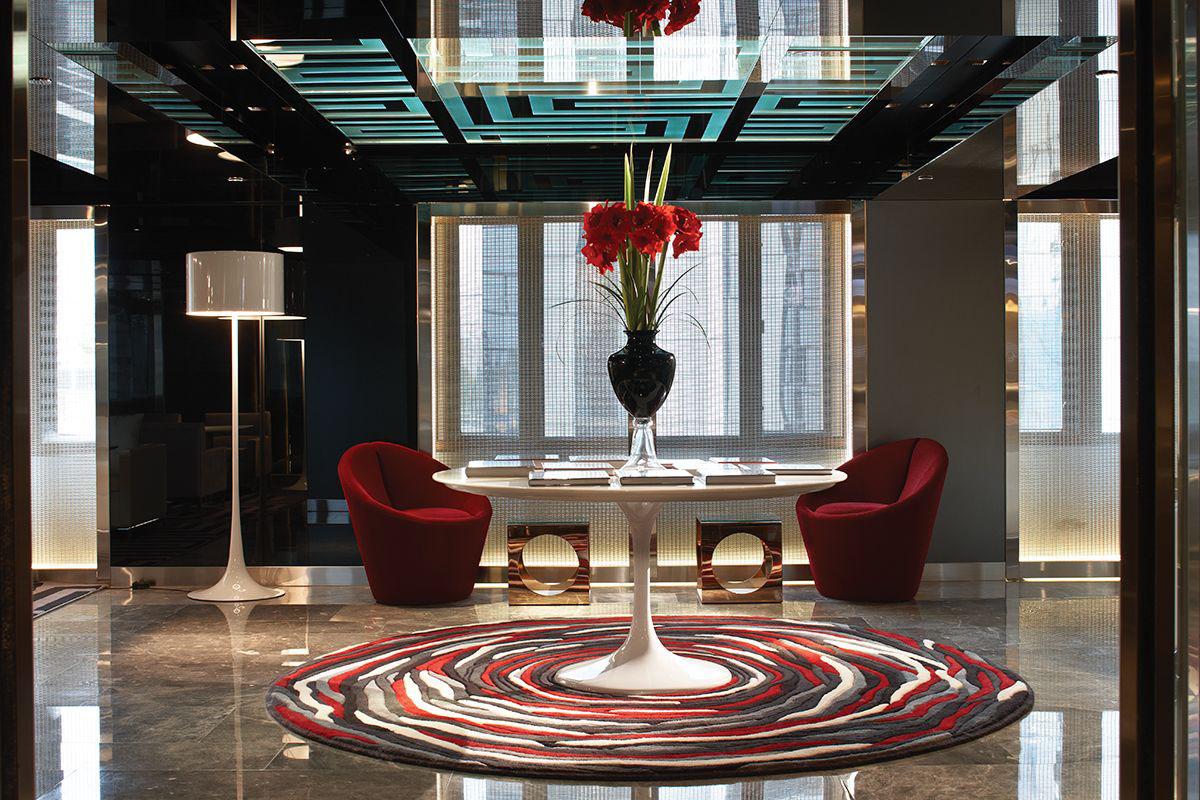 The Mira Hong Kong – A Cutting-Edge Urban Retreat  iDesignArch  Interior Design, Architecture