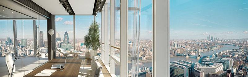 The Shard Interior