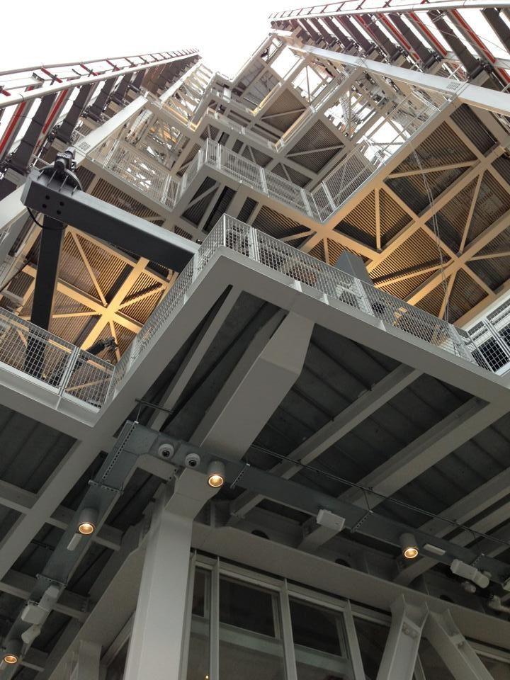 The Shard - A Vertical City In London   iDesignArch   Interior Design, Architecture & Interior ...
