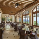 The Verandah Restaurant At The Repulse Bay Hong Kong