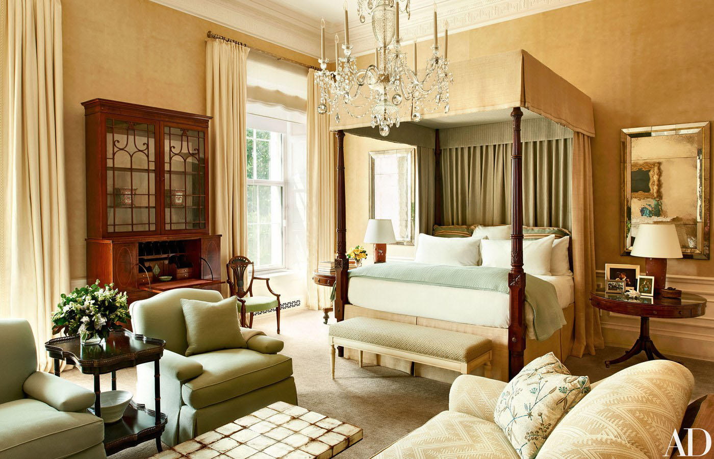 Inside the white house private residence of the obama White house interior design