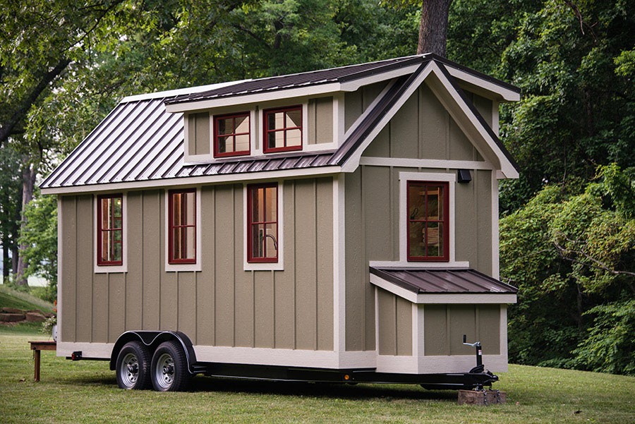 Timbercraft Tiny House Living Large In 150 Square Feet