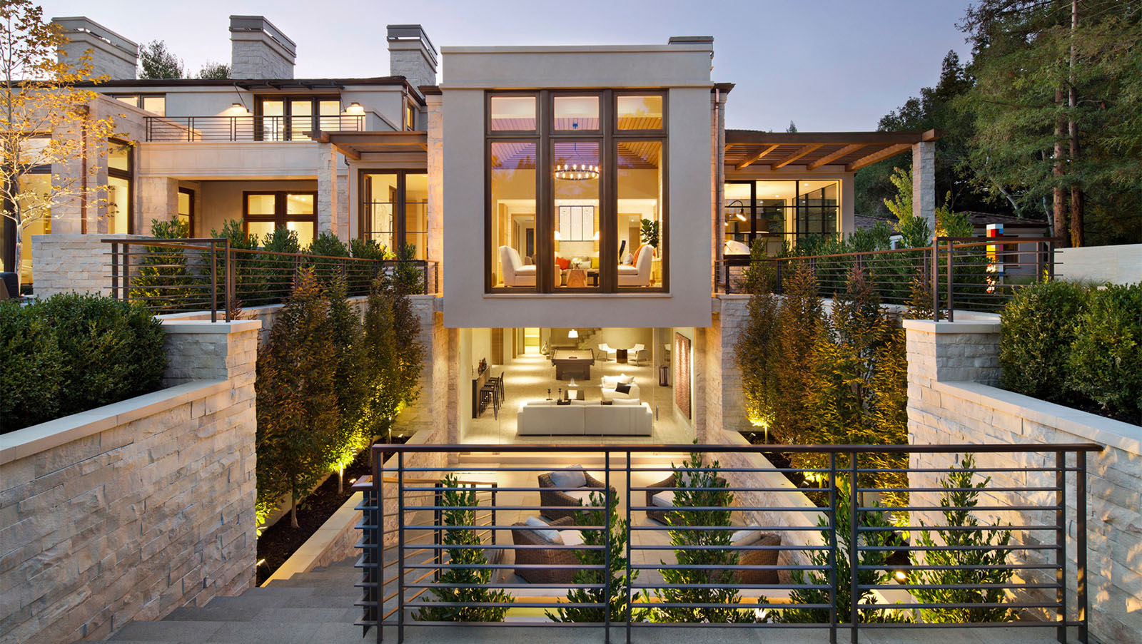 Exceptionnel Timeless Contemporary Luxury Estate Home West Atherton_1