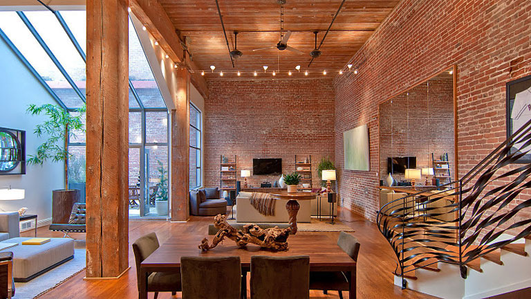 timeless open warehouse loft idesignarch interior design