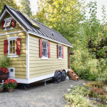 Charming Tiny Bungalow House