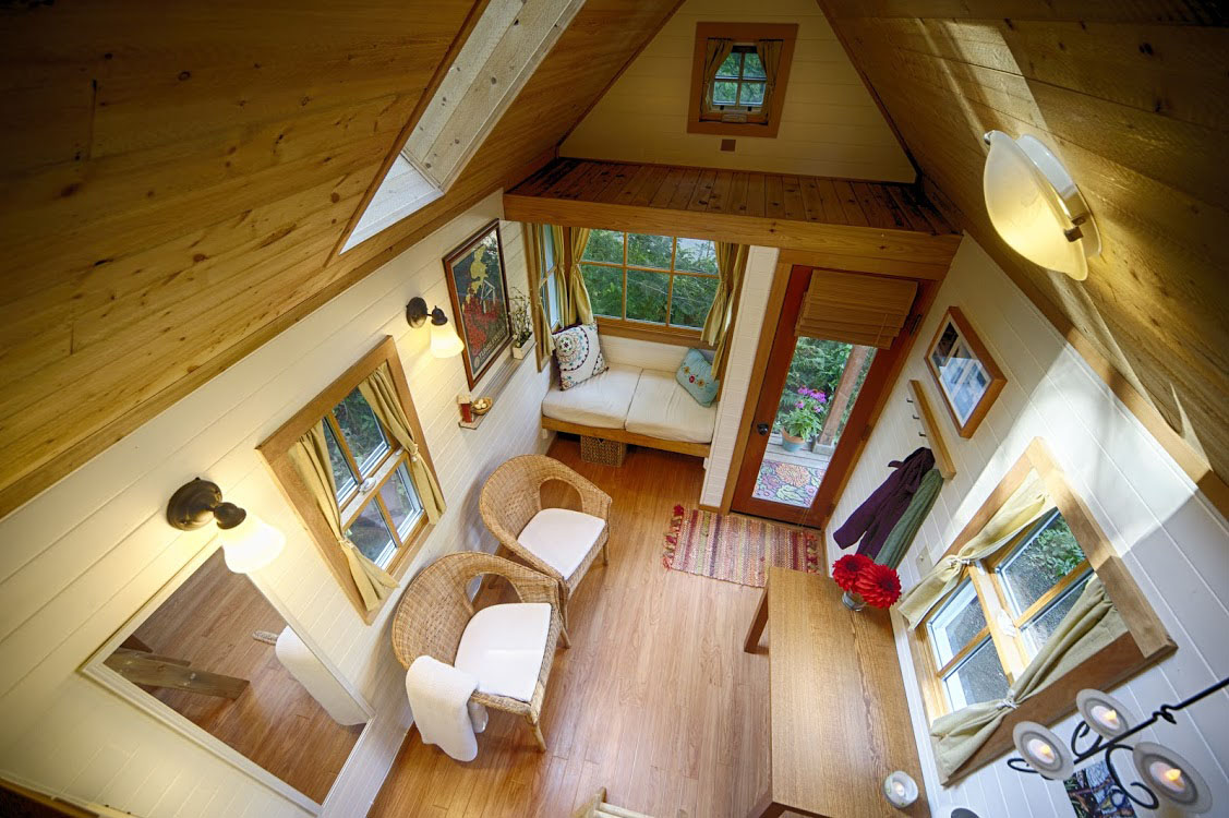 Tiny Home Designs: Charming Tiny Bungalow House