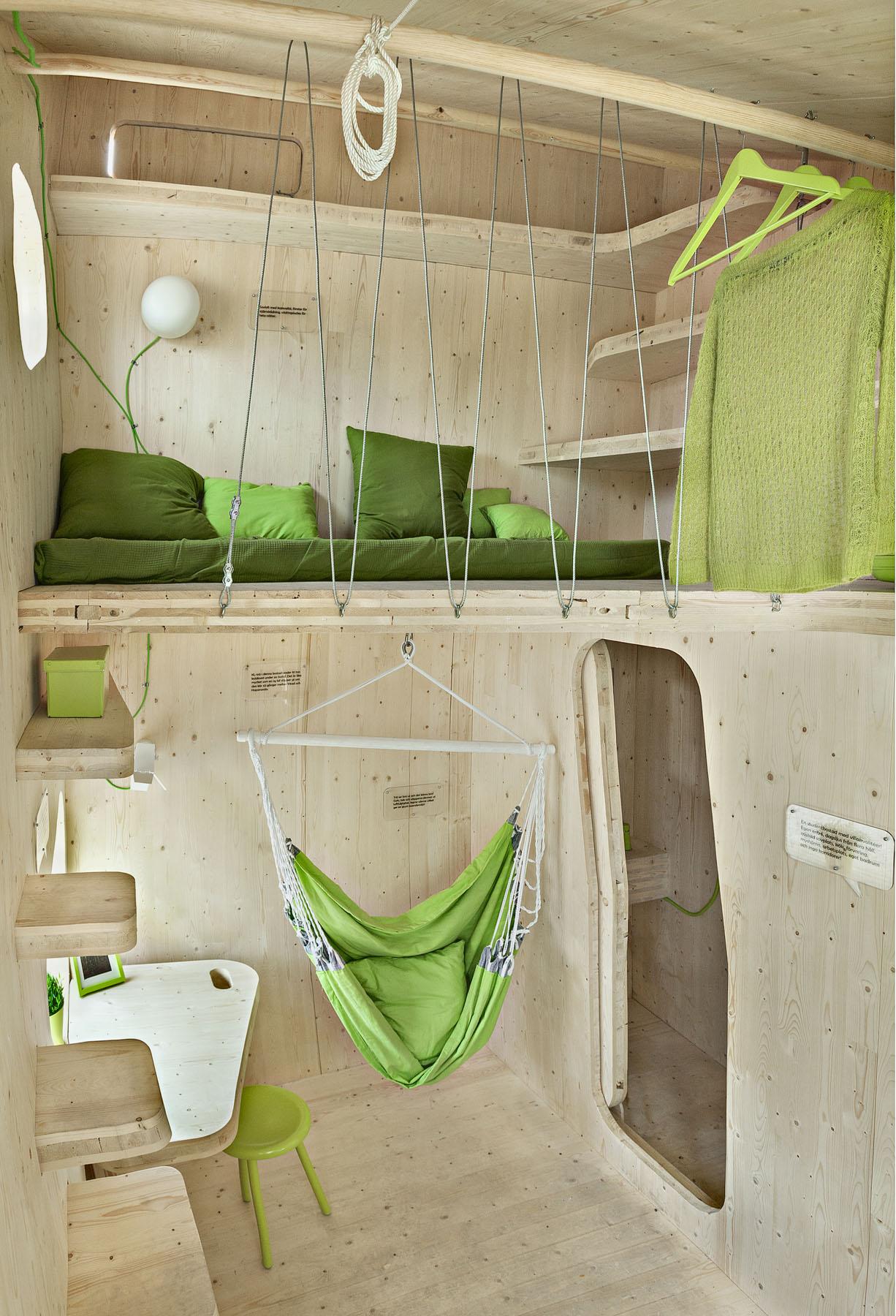 Tiny Studio Loft for Students