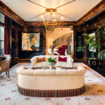 Iconic Central Park Penthouse At The Plaza With Lavish Decor
