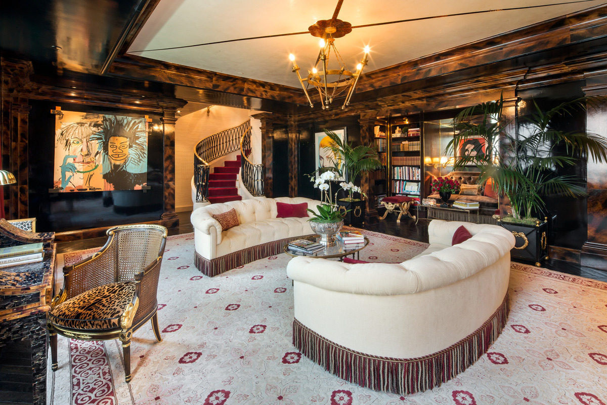 1 Central Park South Luxury Penthouse