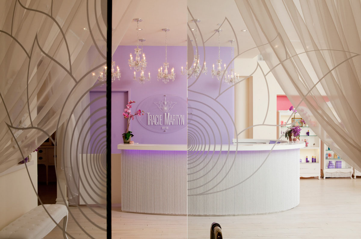 Tracie martyn salon interior design idesignarch for Salon interieur design