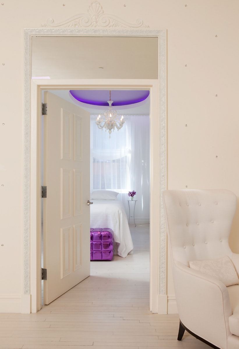 Tracie Martyn Salon Interior Design Idesignarch