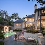 A Traditional Dream Home in Houston with Rustic Flavor