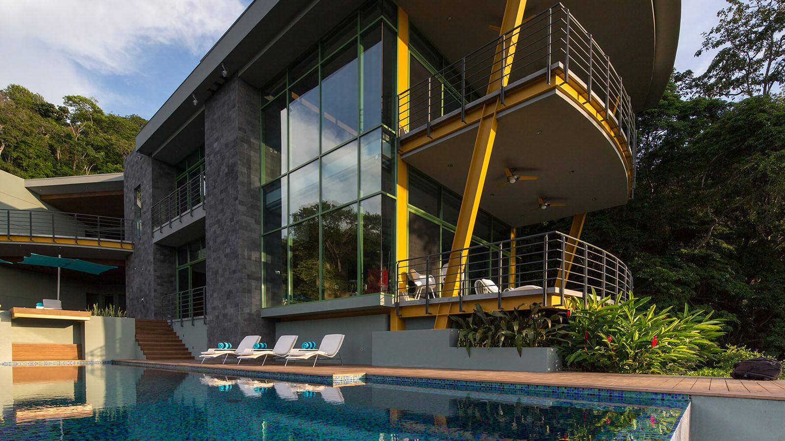 Tropical Modern House Costa Rica 8 IDesignArch