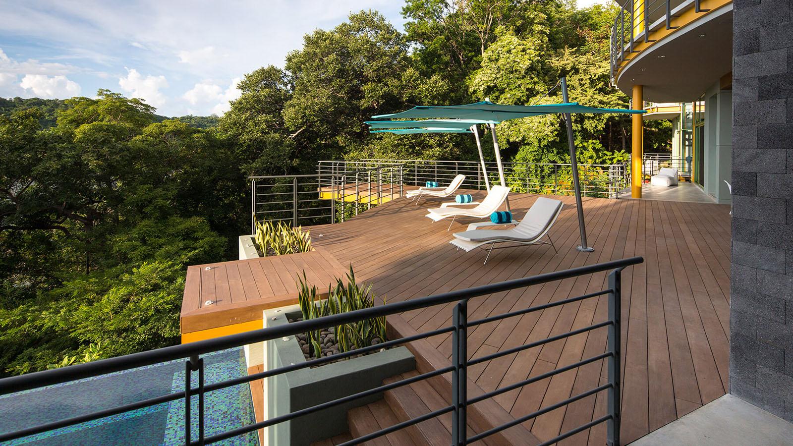 Tropical Modern House Costa Rica 9 IDesignArch
