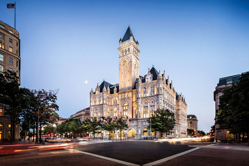 Trump International Hotel Washington Dc 1