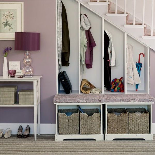 Under the stairs storage ideas to maximize functional - Under stairs decorating ideas ...