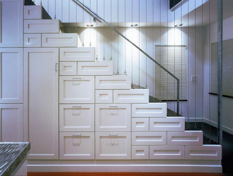 High Quality Understairs Storage Design Ideas