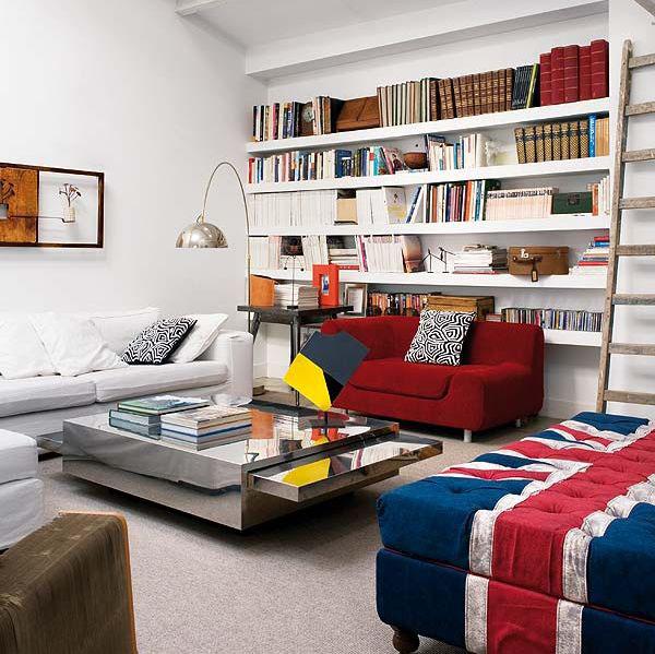 British Themed Boy S Bedroom: Union Jack Interior Decor Ideas