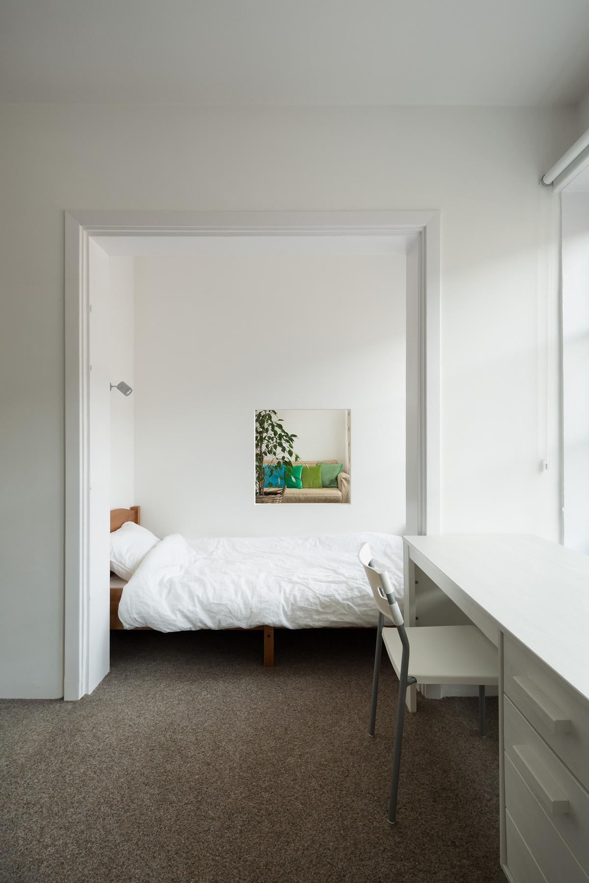 Unique Modern Attic Duplex Apartment In Amsterdam With